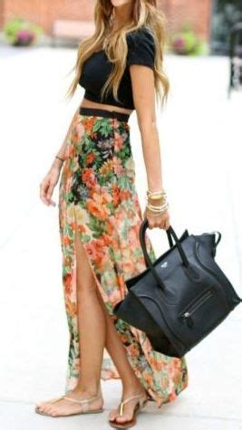 1000 images about high waist skirts crop tops on
