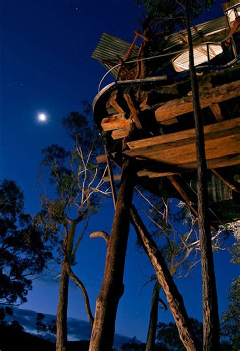 Wollemi Wilderness Cabins by Cabins Wollemi Wilderness Treehouse