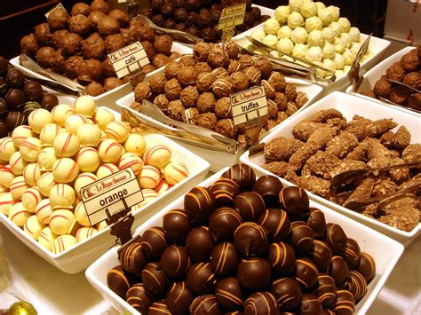waffles chocolates and in belgium 011now s