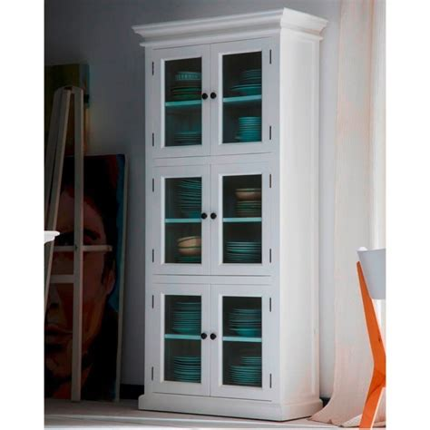 white kitchen storage cabinets with doors halifax white kitchen storage cabinet 6 door akd furniture