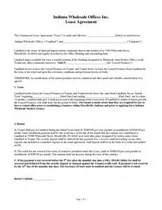 13 commercial lease agreement templates excel pdf formats