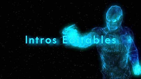 Intro Iron Man Editable Template Sony Vegas Hd Youtube Free Sony Vegas Intro Templates
