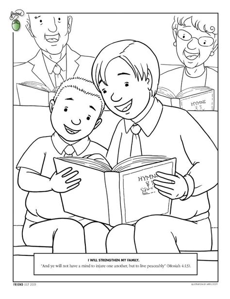 best 20 lds coloring pages ideas on 13