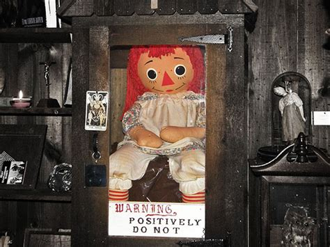 annabelle doll museum here s why annabelle 2 will be the scariest movie in the