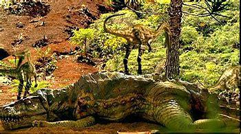film dokument dinosaurus putov 225 n 237 s dinosaury walking with dinosaurs tv seri 225 l