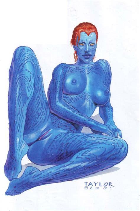 rebecca romijn movie cosplay mystique nude hentai images superheroes pictures pictures