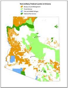 arizona land map analysis arizona s illegal prop 120 land grab would claim