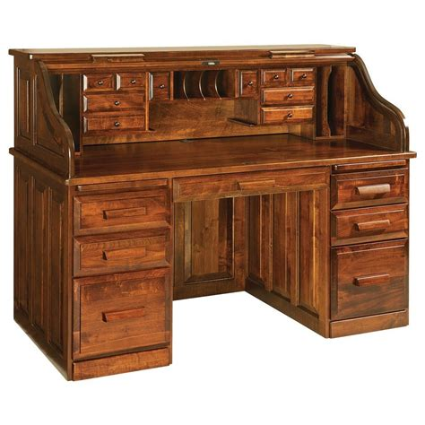 solid wood roll out desk popular 225 list wood desks