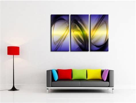 toiles murales modernes