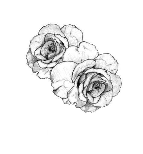 rose tattoo drawing tumblr roses we it