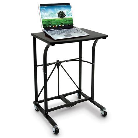 The Foldaway Desk Hammacher Schlemmer Fold Laptop Desk