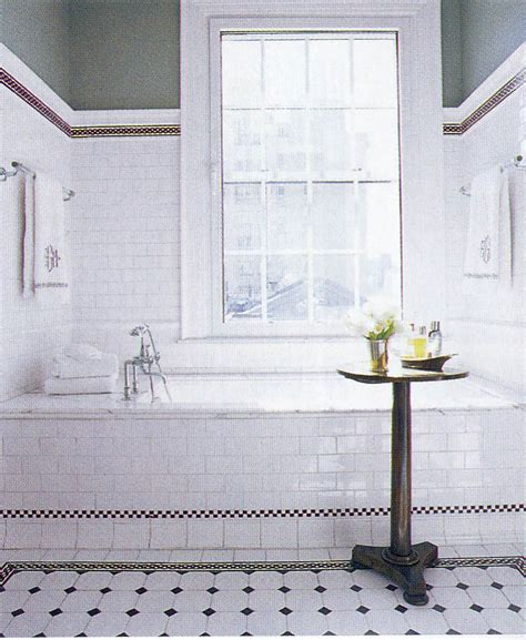 bathroom with subway tile how to choose the best subway tile sizes to get the