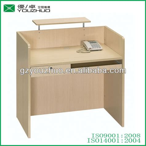 Small Reception Desks R040 Cheap Simple Design Mfc Office Small Reception Desks Buy Offic