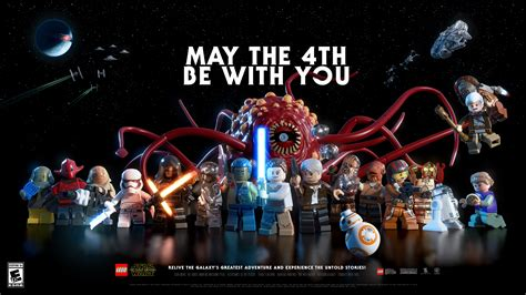 Lego Wars lego wars the awakens may the