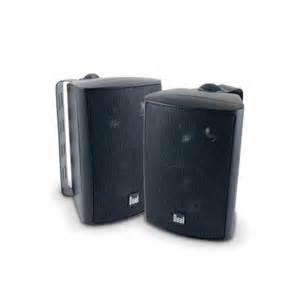 home depot outdoor speakers dual 100 watt 3 way indoor outdoor speakers lu43pb the
