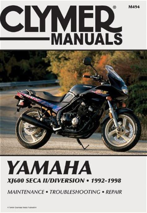 Books On Yamaha Motorcycles