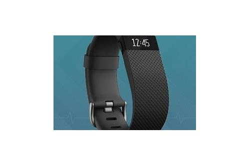 fitbit charge hr hot deals