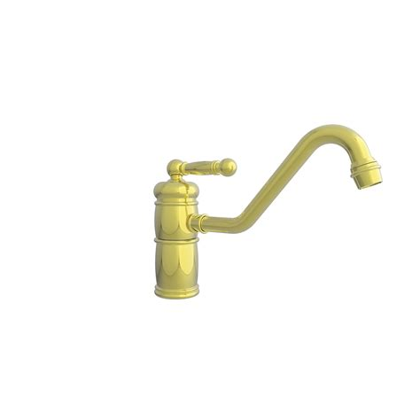 newport brass kitchen faucets newport brass 940 nadya single handle kitchen faucet