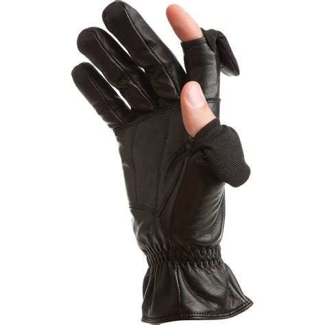large for leather freehands s leather gloves large black 41011ml b h
