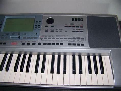 Keyboard Korg Pa50 Baru korg pa50sd image 104726 audiofanzine
