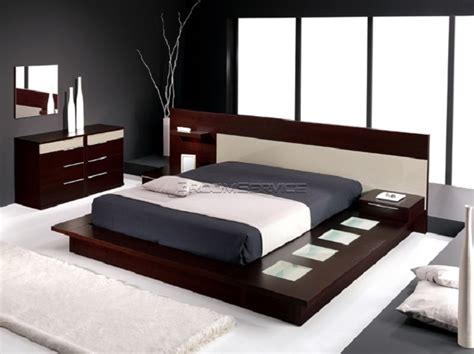 Your Home Furniture Design | modern bedroom furniture decorating ideas greenvirals style