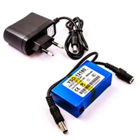 alimentatore ups ups alimentatore batteria litio ricaricabile 1800mah