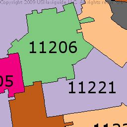 zip code map brooklyn brooklyn new york zip code map zip code map