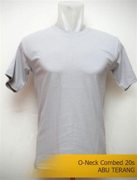 Kaos Polos O Neck Biru Turkis Gelap Ukuran Cotton Combed 20s kaos o neck combet 20s warna ukuran s