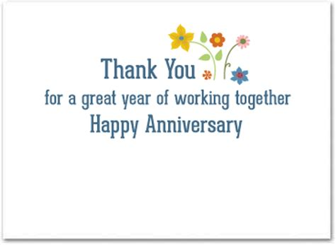 thank you letter business anniversary company anniversary wishes wishes greetings pictures