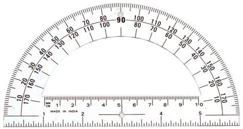 printable mini protractor free printable protractor download free clip art free