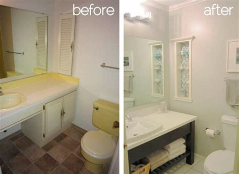 small bathroom remodel before and after small master bathroom remodel before and after