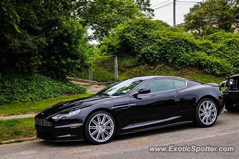 Aston Martin New Jersey by Aston Martin Dbs Spotted In Deal New Jersey On 07 08 2016