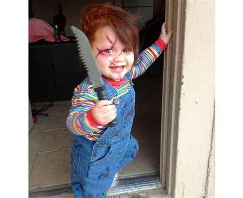 los disfraces de halloween m 225 s espeluznantes del pasado chuckie toddler costume