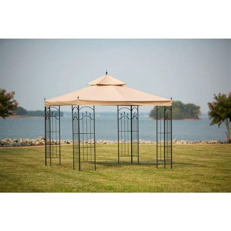 arrow gazebo hton bay arrow gazebo 10 ft x 10 ft replacement