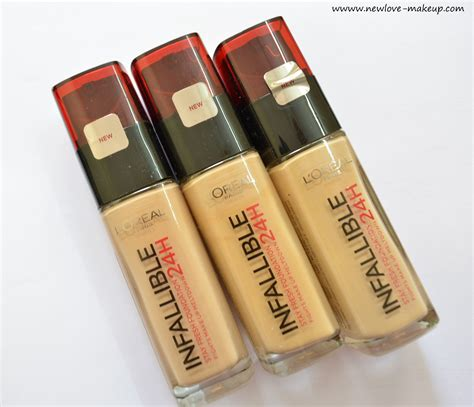 L Oreal Infallible Liquid Foundation infallible driverlayer search engine
