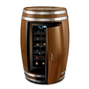 Unique Kitchen Utensils wine barrel refrigerator the green head