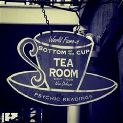 Bottom Of The Cup Tea Room by Vintage Signs And Advertising On Advertising
