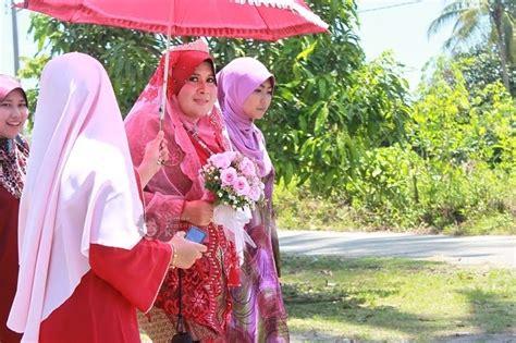 Kain Dara Manis 584 Merah pengantin merah menyala semua tentang kita