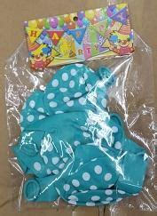 Balon Balon Motif Polkadot Transparan Souvenir Ultah Polkadot balon polkadot tosca 187 187 jual perlengkapan ulang tahun anak