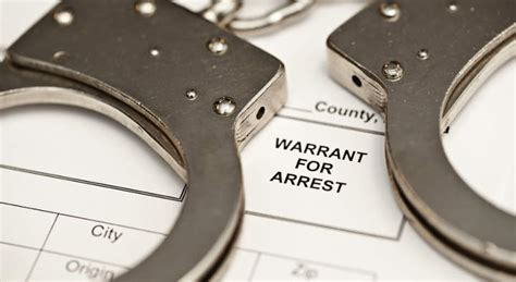Free Criminal Arrest Warrant Search Bench And Arrest Warrant Attorney In Bay Area California