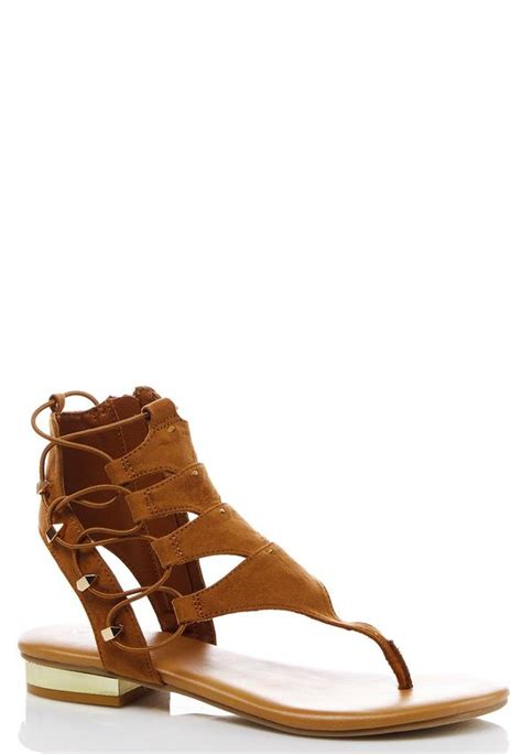 wide width gladiator sandals wide width corded gladiator sandals flats cato fashions