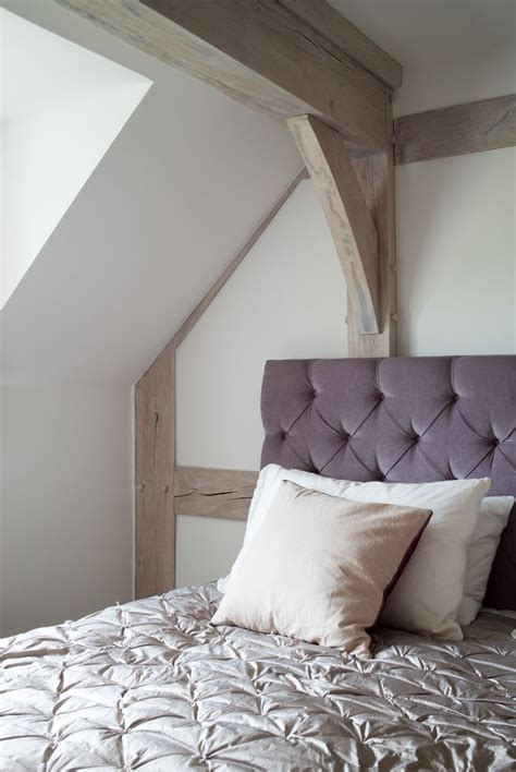 vaulted ceiling bedroom oak framing www borderoak com the 222 best images about border oak interiors on