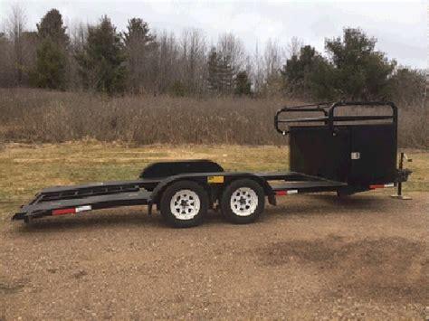 fegers open race trailer for sale in cameron, wi