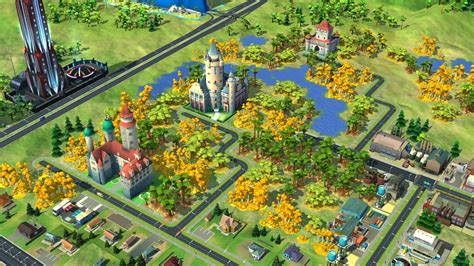 simcity android simcity buildit update makes cities green again