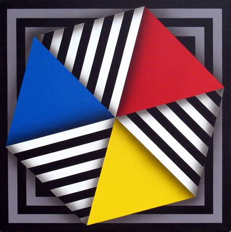 figuras geometricas mas conocidas pintura del maestro colombiano omar rayo obra que permite