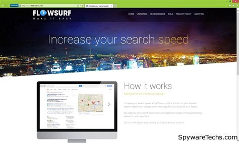 Fast Search How To Remove Www Fast Search Info Spywaretechs