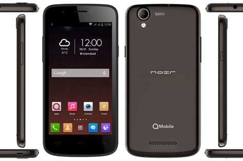 qmobile i7i themes qmobile noir i7 price in pakistan phone specification