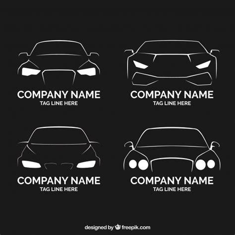 collection de voiture logo plat telecharger des vecteurs