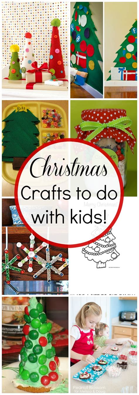 10 christmas crafts to do with your kids classy clutter