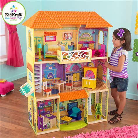 dora dolls house kidkraft dora the explorer doll house bj s wholesale club